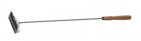 Ofenbürste Hart inkl. Kratzeisen B: 11.5cm L: 71cm