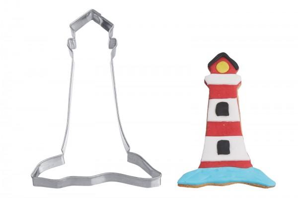 """Ausstechform Leuchtturm"""", 9 cm"""""""