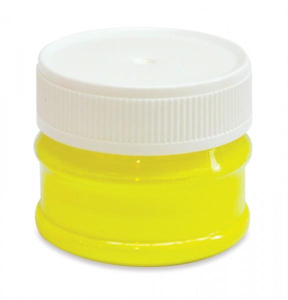 Neon Farbpulver, gelb, 5 g