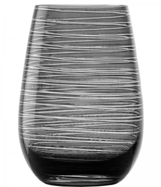 Twister Longdrink Becher 465ml, Rauchgrau
