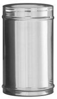 Flaschenkühler doppelwandig inox  19cm