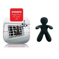 Duftmännchen Cesare fürs Auto schwarz CEDAR WOOD