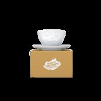 Kaffeetasse verpennt