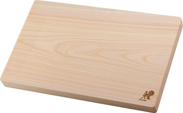 Miyabi Schneidbrett, Hinoki, groß, 400x250x30mm