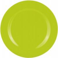BBQ Speiseteller grün 28cm