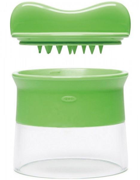 Hand-Spiralizer Gemüseschneider, grün