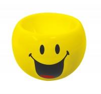Smiley Eierbecher Emoticon happy, Ø 6cm
