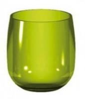 ZAK Stacky Becher grün 30 cl gelb