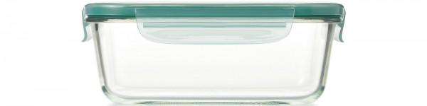 SNAP Glas Vorratsbehälter, rechteckig, 1.92 l