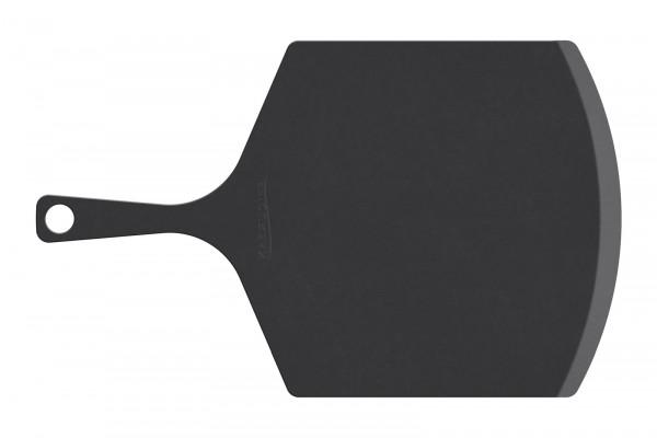 Pizzabrett schwarz 35x58cm