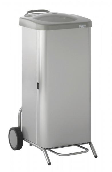Abfallsackbehälter mit Deckel f. Säcke bis 100lt, 450x535 mm