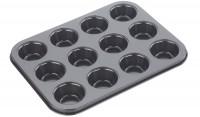 Backform 12er mini Muffin, 25x19x2 cm, Antihaft