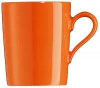 TRIC/Fresh orange Becher mit Henkel 0,31lt