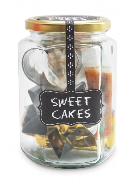 Sweet Biscuits Geschenkset, 6-tlg.