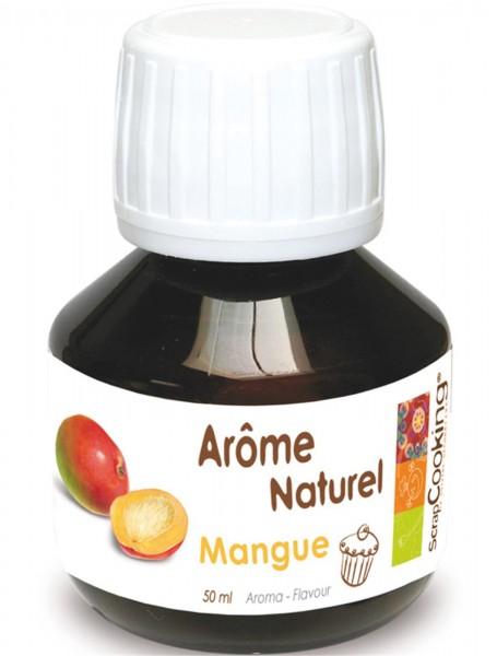 Natürliches Aroma Mango 50 ml