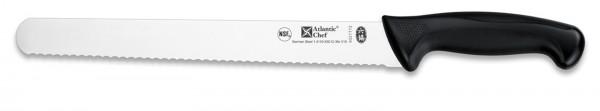 Atlantic Chef Fleischmesser mit Wellenschliff 28cm