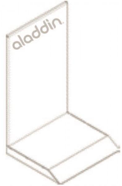 Aladdin Kassenaufsteller Model 181 ohne Aufdruck