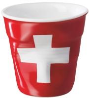 Cappuccino Knitterbecher 18 cl, Schweiz