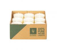 Milchkannen-Laterne Teelichte Mini 18er 7h
