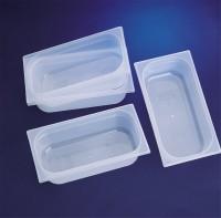 Deckel Polypropylen 1/3 GN blau