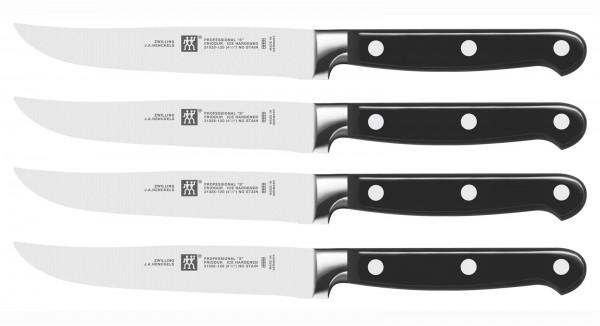 "Professional ""S"" 4er Set Steakmesser"