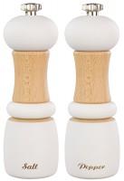 """Set Salz & Pfeffermühle """"Capstan"""" Holz, beige, 15.2 cm"""