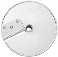 Scheibe Waffelschnitt 2 mm zu RC-CL50 Gourmet