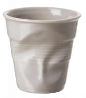 Cappuccino Knitterbecher 18 cl, Taupe