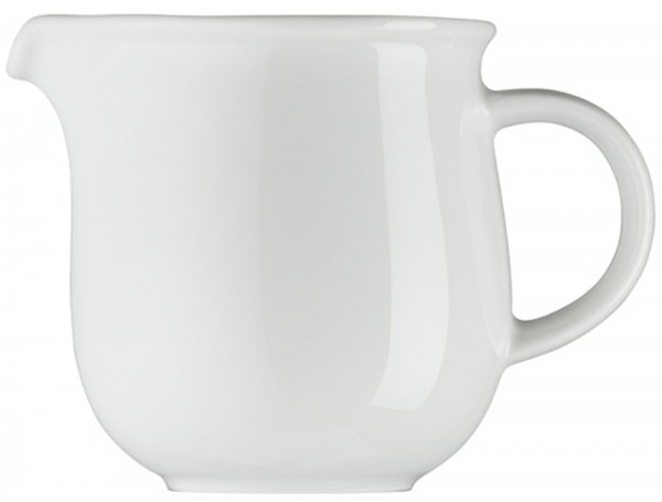 DAILY/Hobby weiss Milchkännchen/6 Pers. 0,20lt