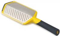 Twist Reibe m. Auffangbehälter, Parmesan/sehr fein, gelb