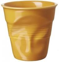 Cappuccino Knitterbecher 18 cl, Aprikose