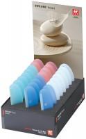 Display 24 Stk. TWIN Pocket Taschenfeilen, 4 Farben