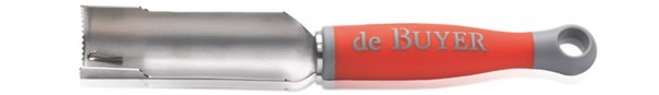 Universalentkerner 30mm mit rotem Griff