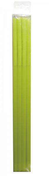 Jumbo Trinkhalme 15er Set grün