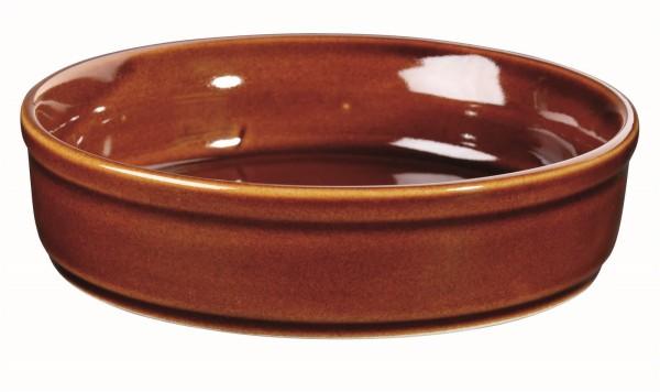 Rustics Schälchen 14cm 31.3cl, Braun