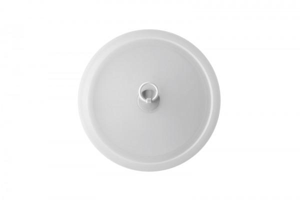 TRIC/Kunststoff transp. Ventilring Aromadeckel 12-28cm