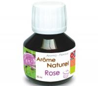 Natürliches Aroma Rose 50 ml