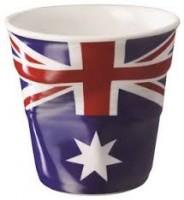 Espresso Knitterbecher 8 cl, Australien