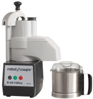 Kombi Cutter&Gemüseschneider R 301 Ultra Edelstahl, 230V