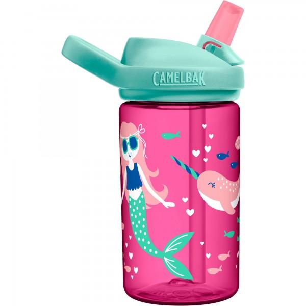 Trinkflasche Camelbak eddy KIDS mermaids & narwhals