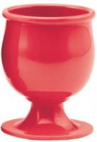 Klassik Eierbecher (einzeln) rot, Ø 5 x 6.5cm