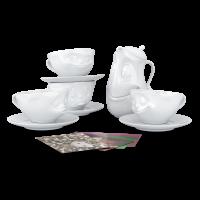 Kaffeekränzchen Set