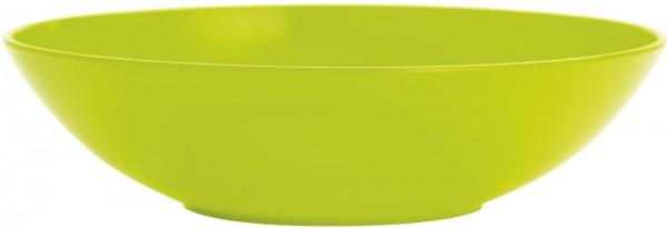 BBQ Teller tief grün 21 cm