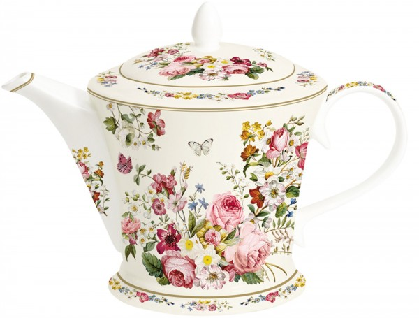 Blooming opulence Teekanne 1 l
