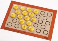 Silpat Antihaft-Backmatte 375x275mm für Makronen
