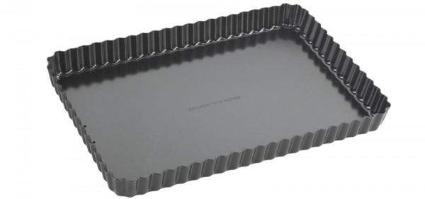 Wähenform rechteckig, 30x20x4 cm, Antihaft