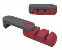 Rota Messerschärfer rot/grau