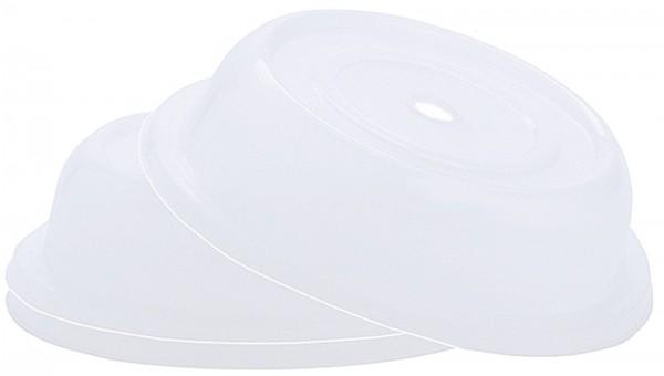 Tellerglocke 21,0 cm, transparent