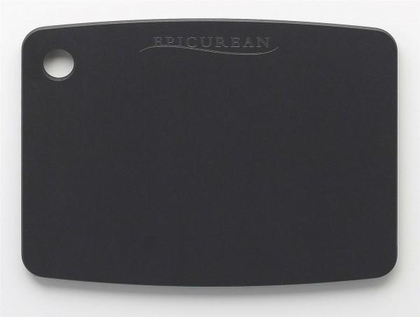 Schneidebrett schwarz 38x28cm