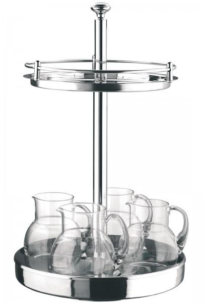 Saftkaraffenständer Ø41.5cm gekühlt mit Gläserständer